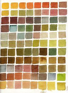 Autumnal Colours blog