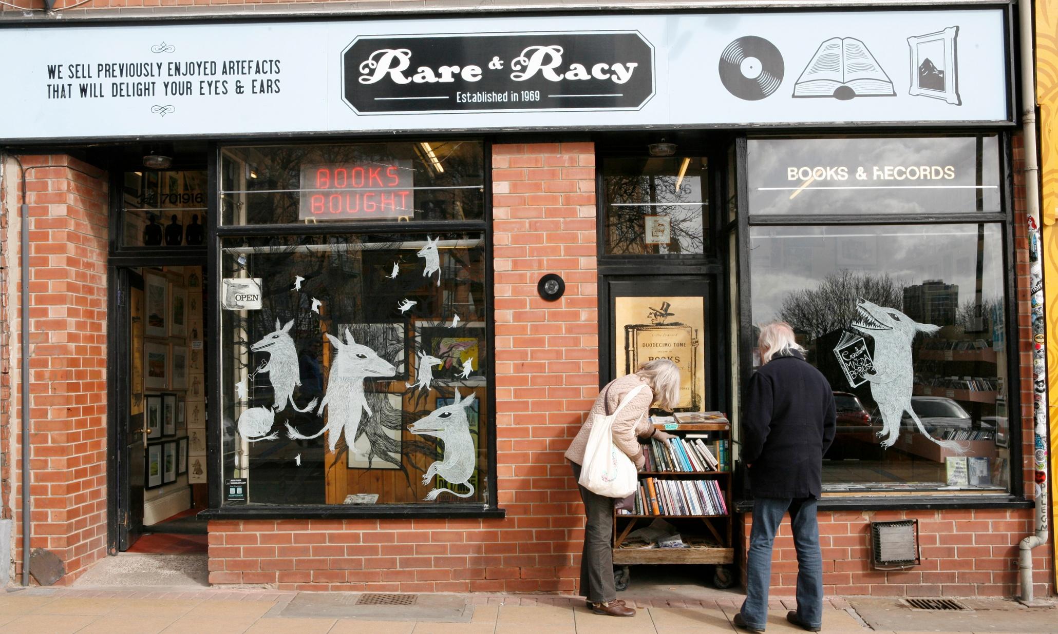 Rare and Racy